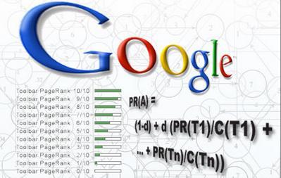 Google PR值的计算