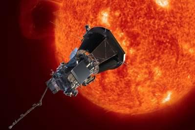 探日探测器 Parker Solar Probe