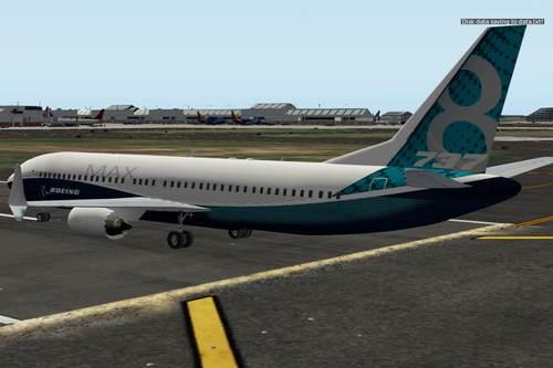 737MAX客机